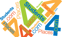 Places4Students footer logo
