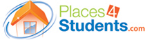 P4S.com/Places4Students.com main Logo