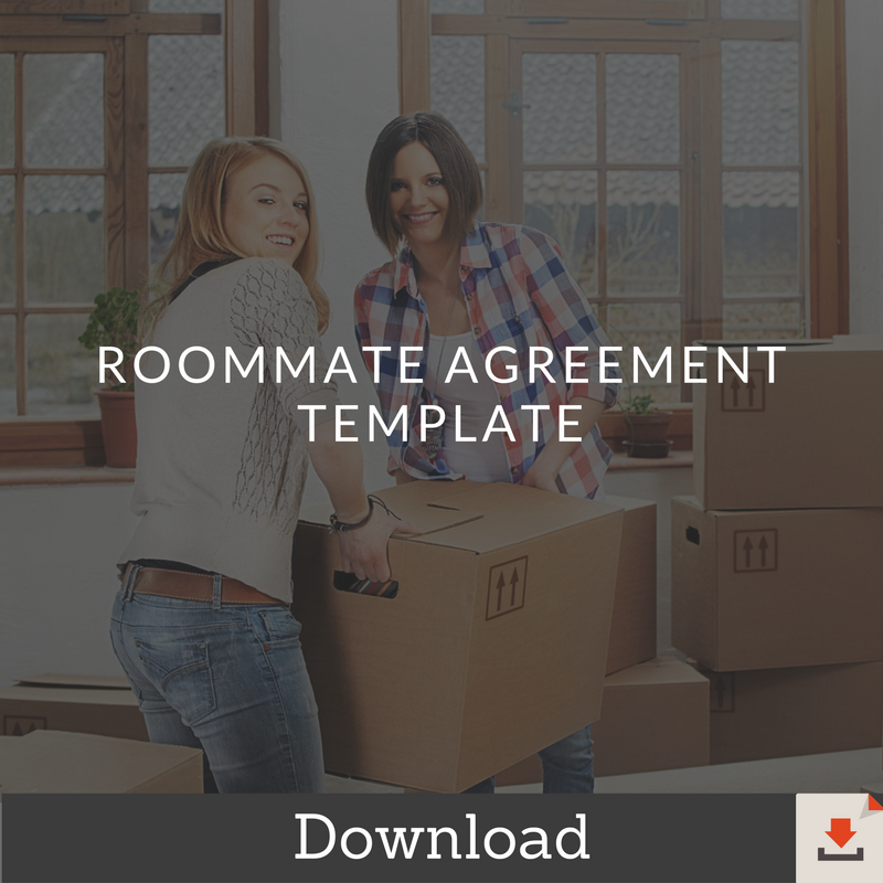 Roommate-Agreement-Template