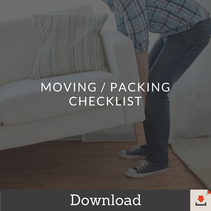 Moving-Packing-Checklist