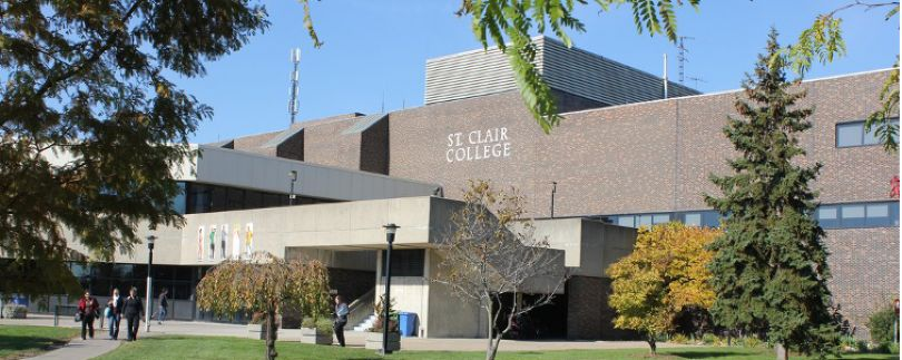 Places4students Com St Clair College Windsor On